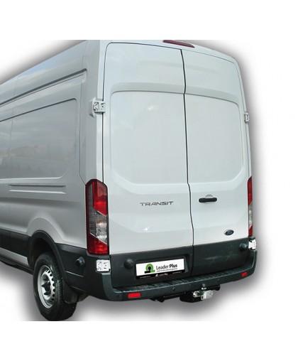 Фаркоп Лидер Плюс Ford Transit Фургон 2014- вкл. Удлиненную базу
