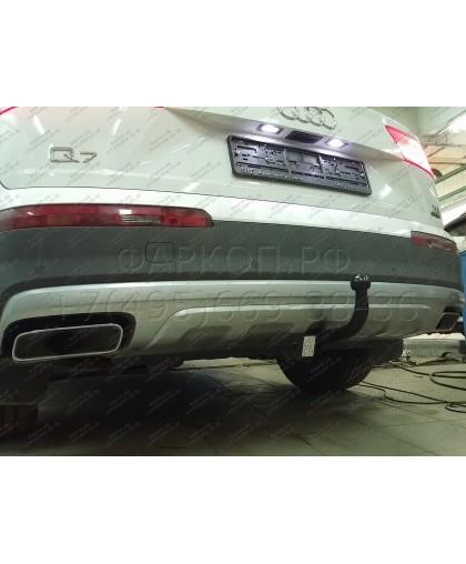 Фаркоп Imiola A.017 Audi Q7 2015-