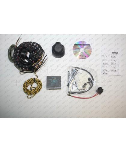 Штатная электрика к фаркопу 7-pin Audi Q7 04/2006-05/2015