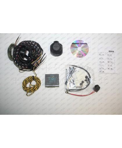 Штатная электрика фаркопа для BMW X5 E70 2007-2013