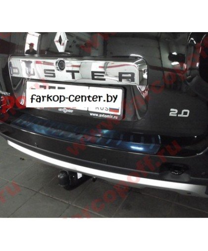 Фаркоп Bosal Russia 1429-A на Рено Дастер 2WD+4WD 2010-