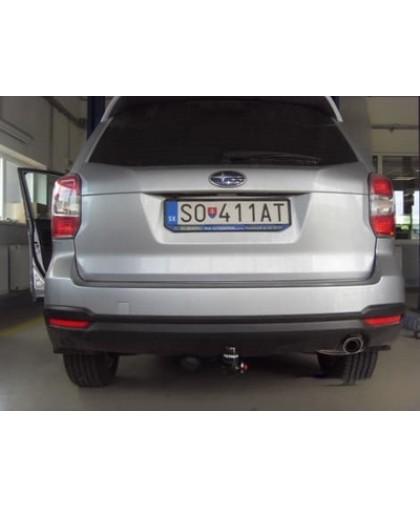 Фаркоп Westfalia 348039600001 на Subaru Forester (SJ) 2013-2018