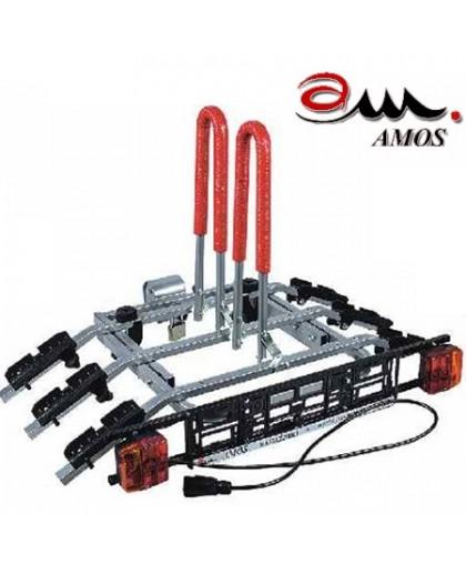 Велоплатформа на фаркоп Amos TITAN 3
