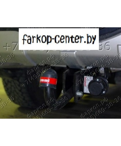 Фаркоп Bosal Russia 4160-A для Mitsubishi Pajero 3
