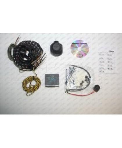 Штатная электрика к фаркопу 7-pin BMW X5 F15 2013-
