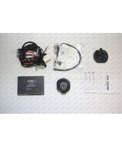 Штатная электрика к фаркопу 7-pin Lexus NX 200, 200t, 300h 10/2014-