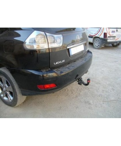 Фаркоп Imiola T.033 для Toyota Highlander 2003-2009