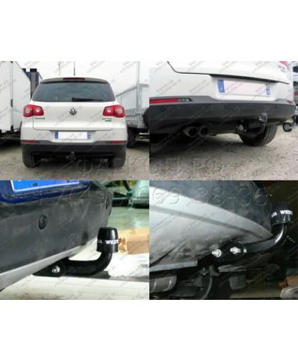 ОРИГИНАЛ Фаркоп Westfalia 305421600001 на Audi Q3 2011-