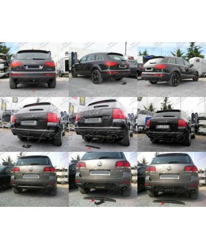 ОРИГИНАЛ Фаркоп Westfalia 305415600001 на Audi Q7 2006-2015