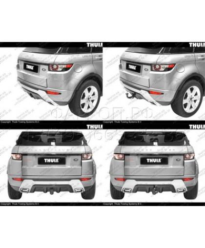Фаркоп Brink 547700 для Land Rover Range Rover Evoque