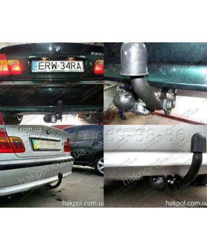 Фаркоп BMW 3-Series E46 седан/купе 1998-2005