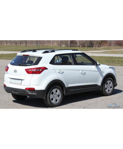 Рейлинги на крышу Hyundai Creta 2016-