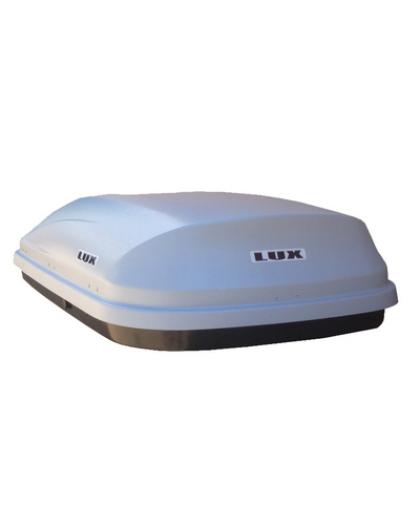 Бокс LUX 600 440L серый матовый 1600х920х400 с двустор. откр.