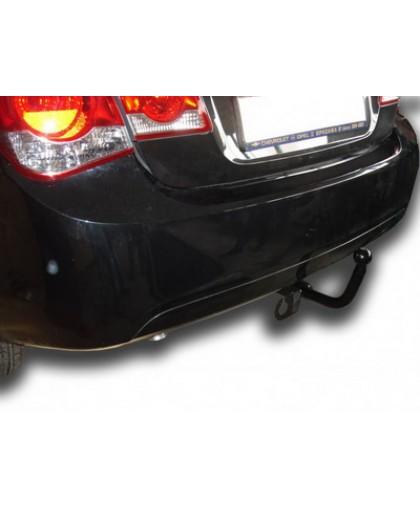 Фаркоп Lider Plus C211-A для Chevrolet Cruze седан/хэтчбек 2009-