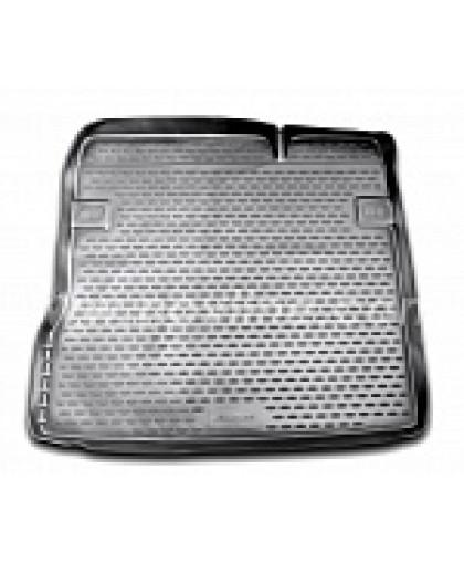 Коврик в багажник Рено Дастер (полиуретан)
