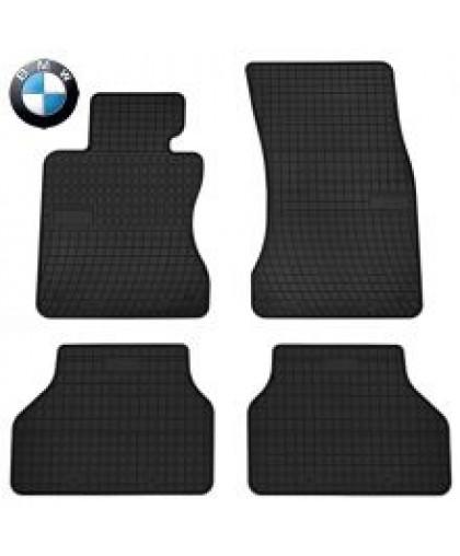 Резиновые коврики в салон BMW E60/E61