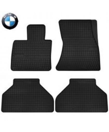Резиновые коврики в салон BMW X5 E70