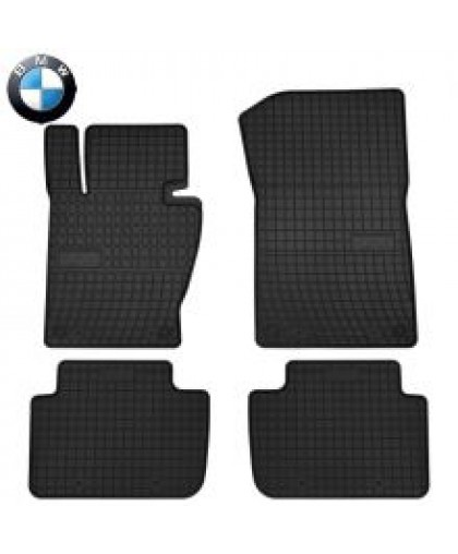 Резиновые коврики в салон BMW X3 E83