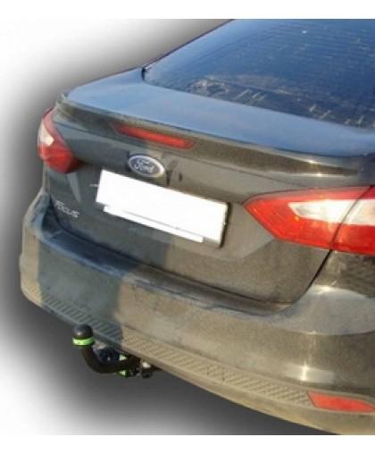 Фаркоп для Форд Фокус 3 седан