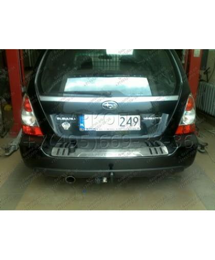 Фаркоп Imiola U.001 для Subaru Forester 1999-2008