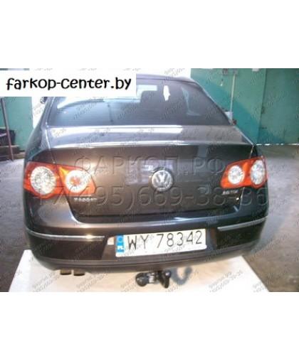 Фаркоп Imiola W.026 для Vw Passat B6 2005-2010 сед/унив