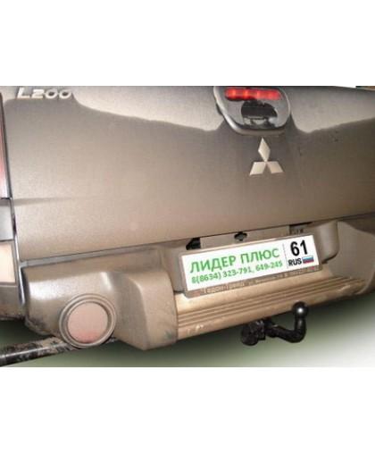 Фаркоп Lider Plus M104-A для Mitsubishi L 200 2006-