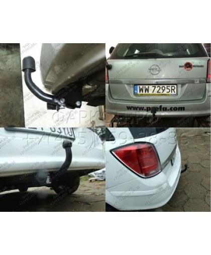Фаркоп O.031 Imiola для Opel Astra H (Универсал)