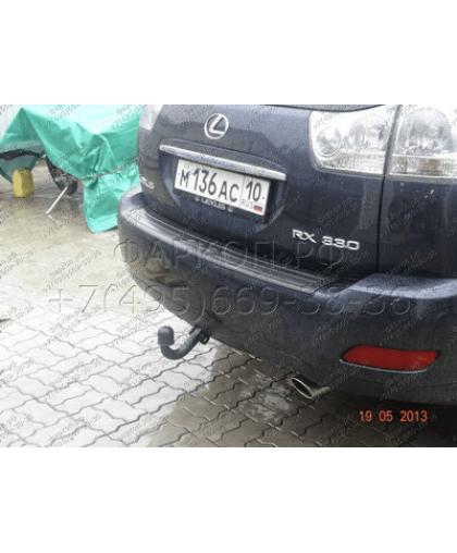 Фаркоп Imiola T.033 для Lexus RX 300/350/400 2003-2009