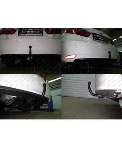 Фаркоп Imiola T.054 Toyota Camry V50 2012-