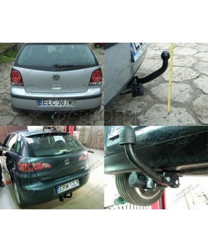 Фаркоп SEAT Ibiza 2002-2008